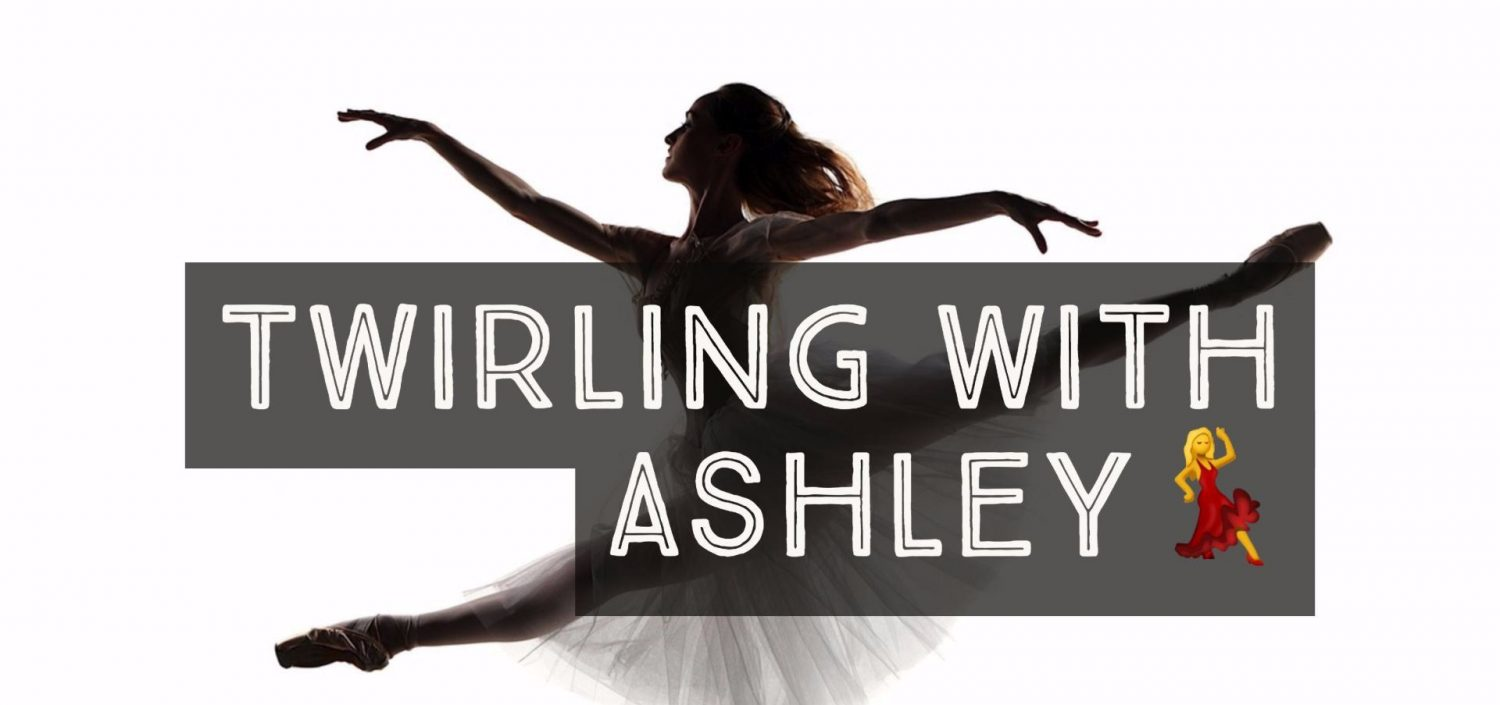 Twirling with Ashley💃